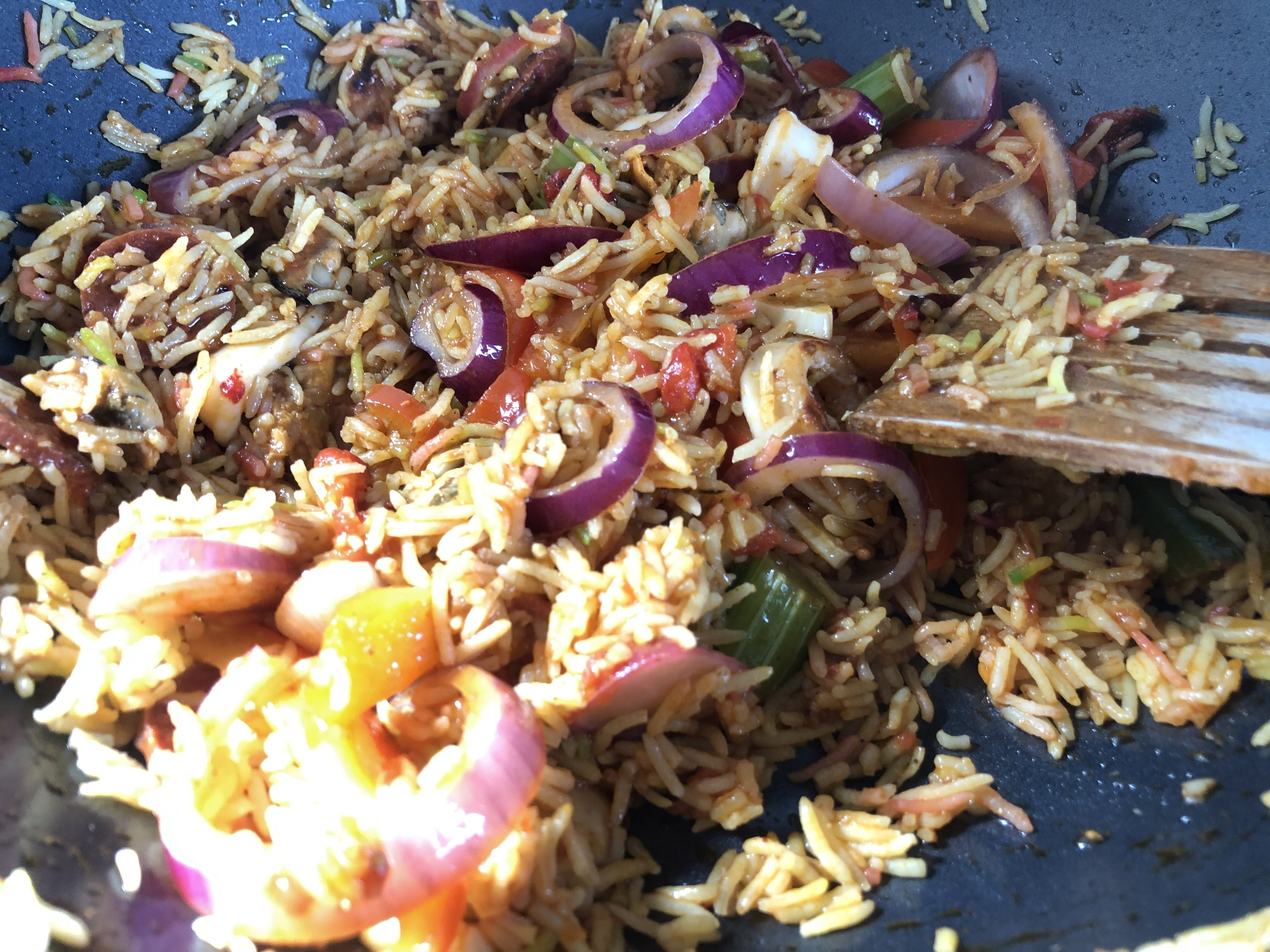 Read more about the article Paella