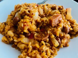 Read more about the article Arroz con Frijoles